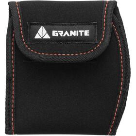 Granite Pita Pedal Cover Small, black